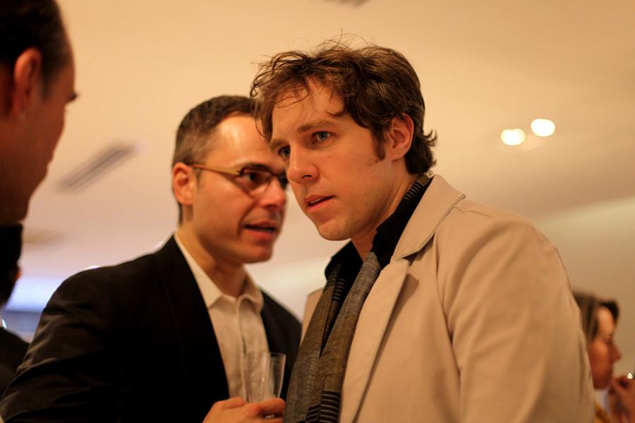 Nando Prado, que participou de O Fantasma da Ópera (Foto: Nair Barros - ClaCrideias)