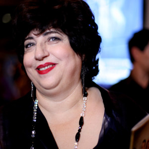 Cristina Mutarelli (Foto: Nair Barros - ClaCrideias)