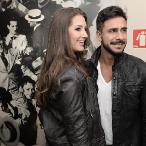 Julio Rocha e namorada (Foto: Nair Barros - ClaCrideias)