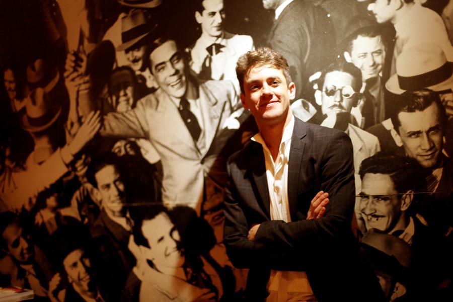 Leonardo Miggiorin (Foto: Nair Barros - ClaCrideias)