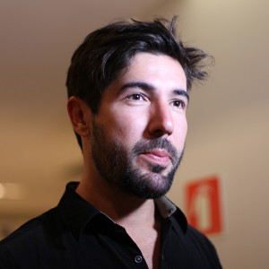 Sandro Pedroso (Foto: Nair Barros - ClaCrideias)