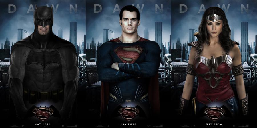 """""""Batman Vs Superman: A Origem da Justiça"""" vai mostrar o embate entre os dois heróis para saber o que é melhor para o planeta (Foto: Reprodução)"""