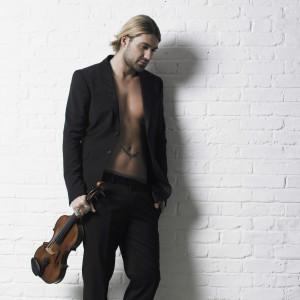 Por causa do cabelo comprido e do ar de rock star, o alemão recebeu o apelido de David Beckham dos violinos (Foto: Reprodução)
