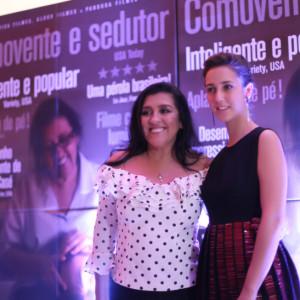Regina Casé e Camila Márdila